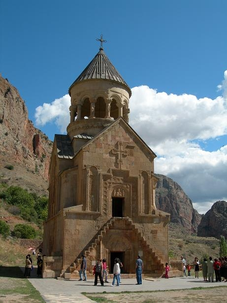 Noravank Monastery: Better than Yerevan