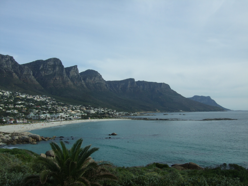 Divine view of the Twelve Apostles