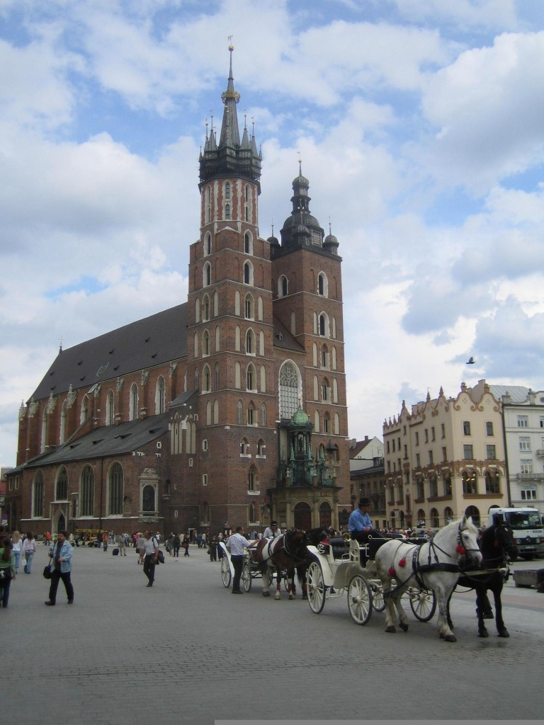 Krakow weekend break
