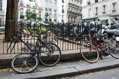 paris-bicycles