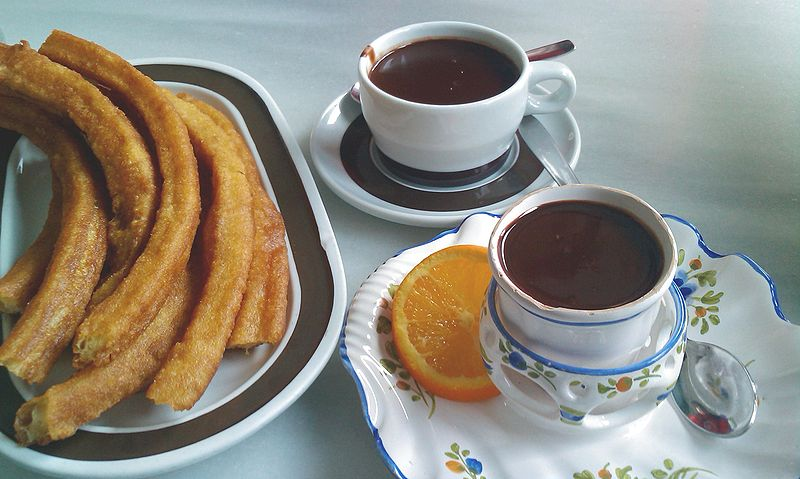The Spanish equivalent of afternoon tea