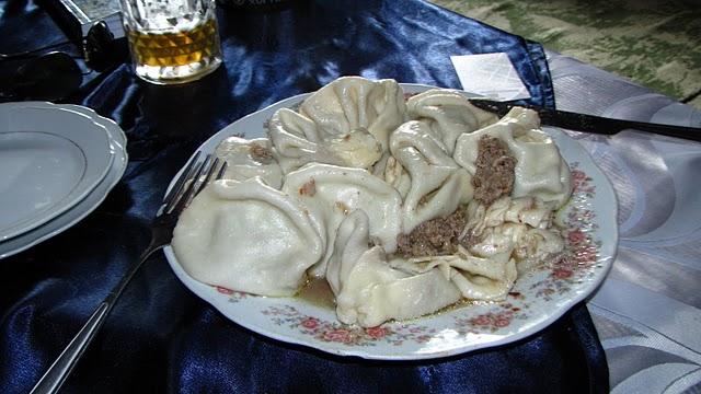 A very Georgian portion