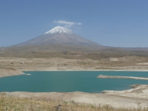 The White Demon of Damavand