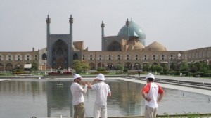 Exploring the 17th Century Shah Mosque of Esfahan