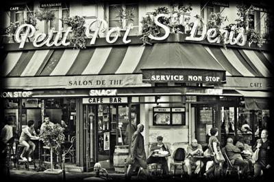 Rue saint denis paris photos urban travel blog - Petit jardin en pot saint denis ...