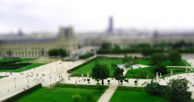 paris-fake-tilt-shifted
