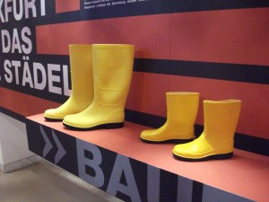 The Curse of the Yellow Wellies