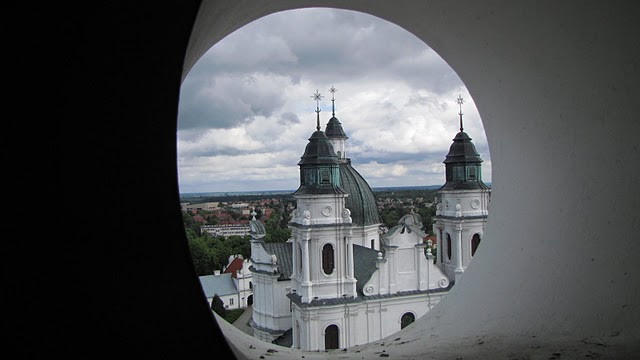 Looking over Lublin