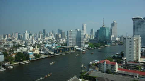 The Bright Sides of Bangkok