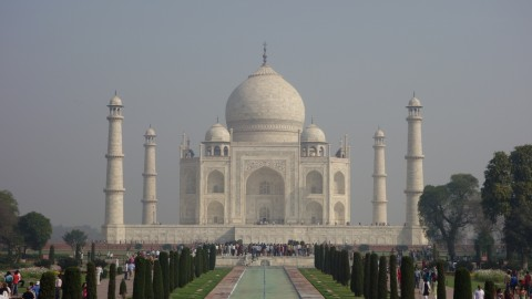 The Taj Mahal: A Shrine To Love