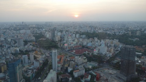The Slow Life in Ho Chi Minh City