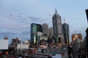 A night on the (roof) tiles at The Rooftop Bar