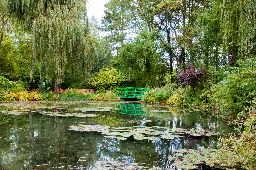 Monet garden giverny urban travel blog for Jardin giverny