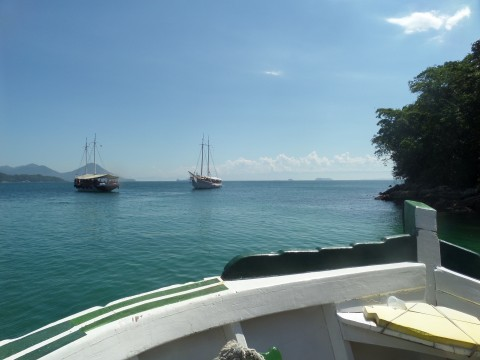 things to do on Ilha Grande, Brazil