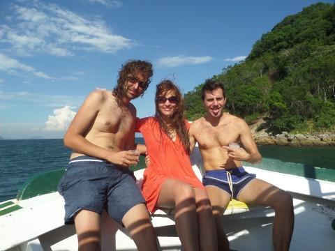getting from rio de janeiro to ilha grande transfers