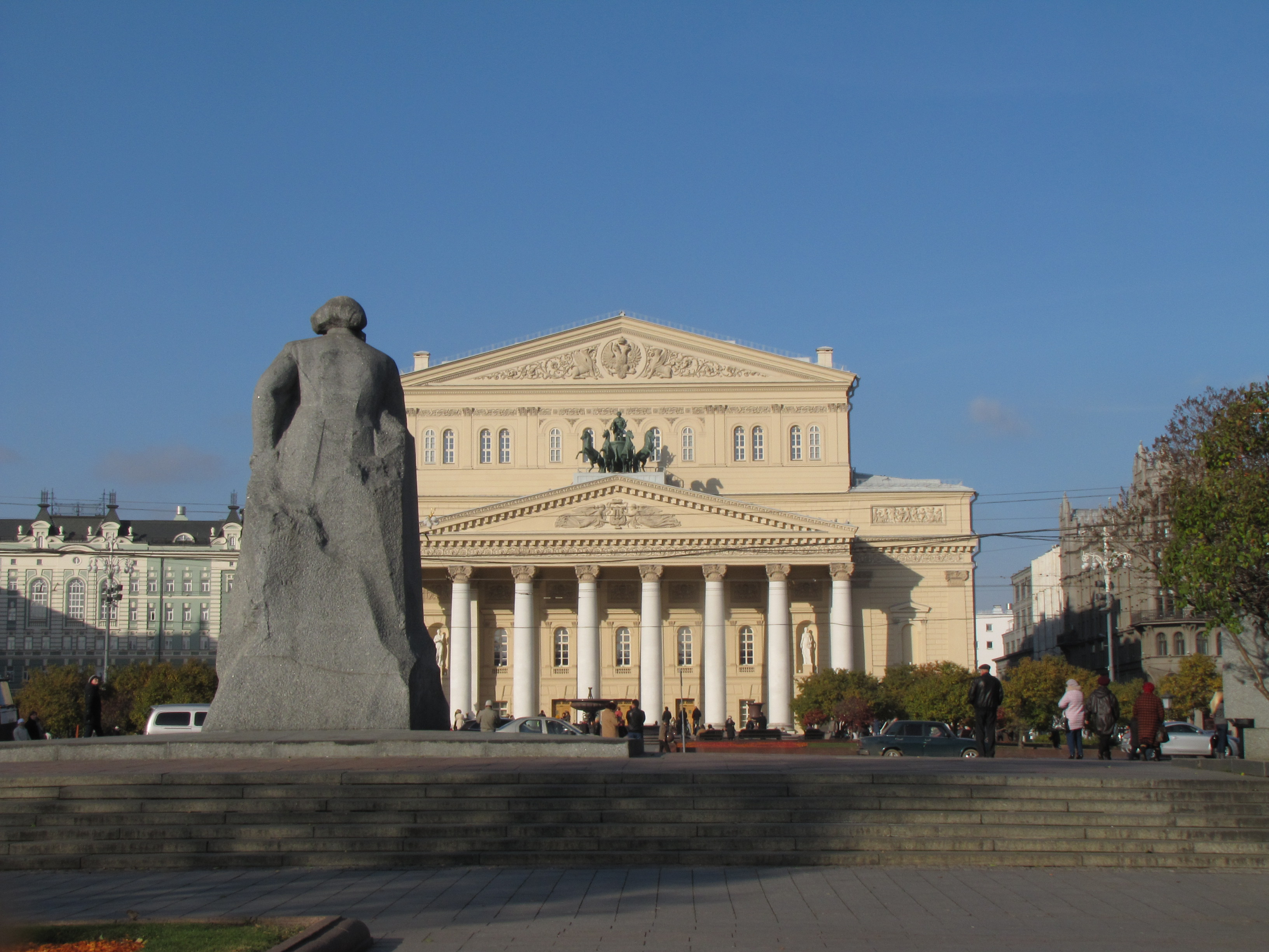 Moscow city guide and travel tips