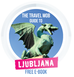 Subscribe to our newsletter and you'll get all our freshest guide, stories and tips - for free! (BONUS: subscribe now and we'll also send you a FREE E-book to the beautiful city of Ljubljana).