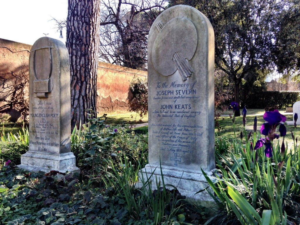 Dead poets' society...