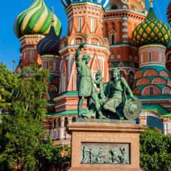 Moscow Weekend Break