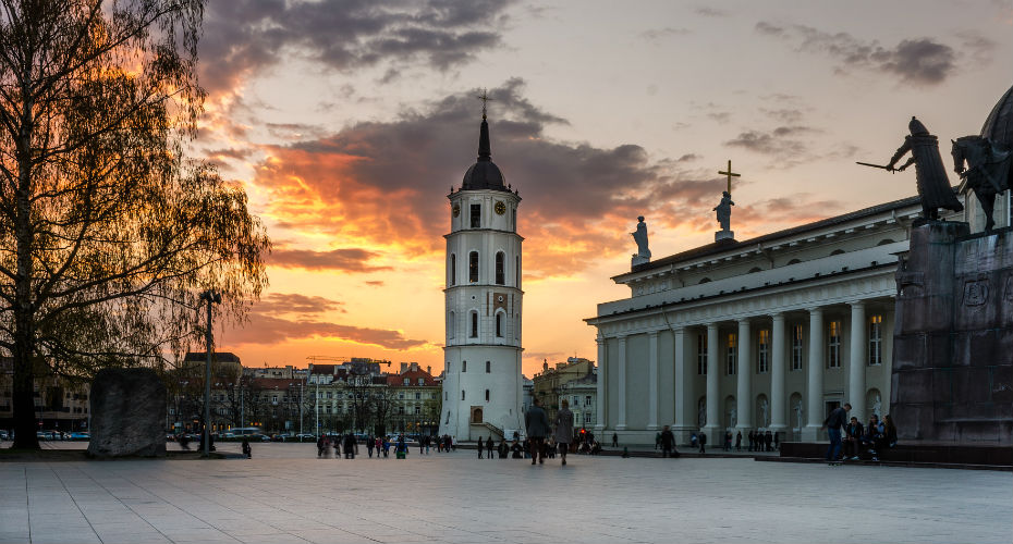 The cheapest of the Baltic capitals, and arguably the most charming. (Photo by Mantas V.).