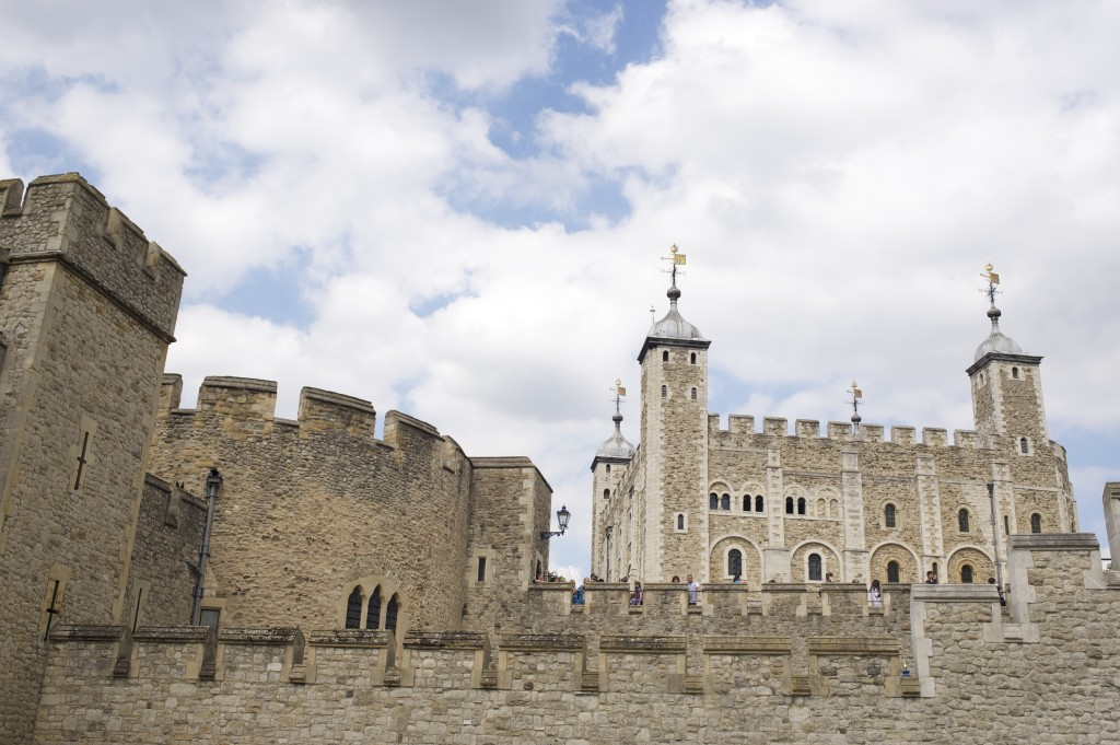 Unmissable attraction number 1... the Tower of London