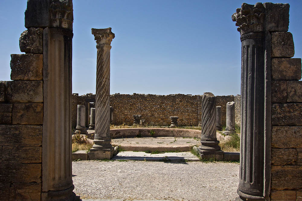 Volubilis-edges