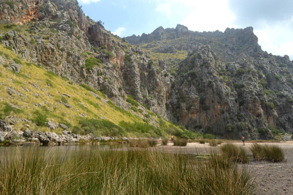 A beautiful gorge