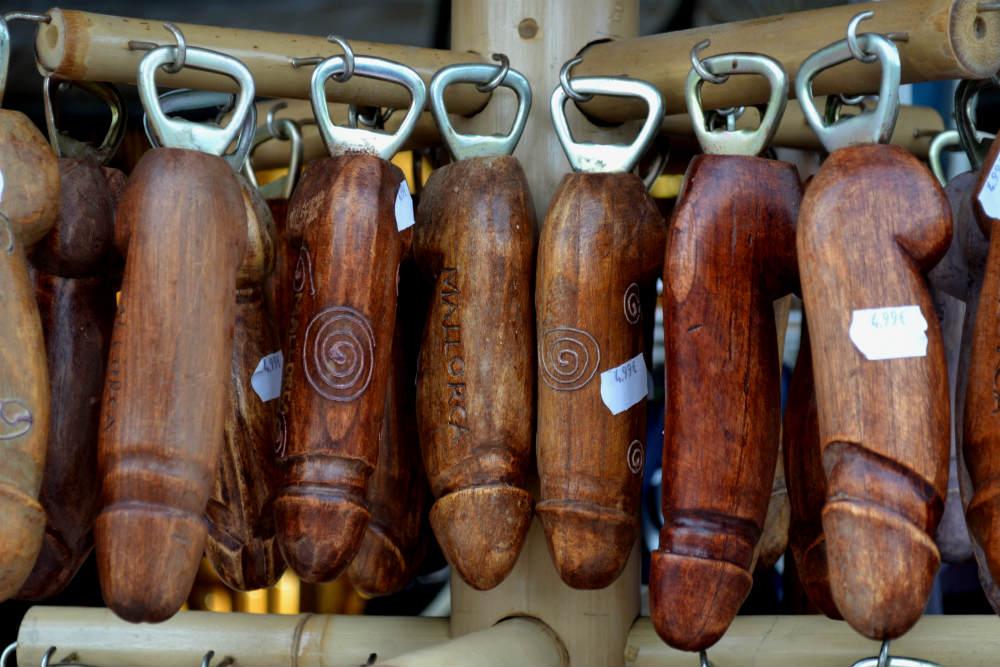 Ergonomically designed bottle openers