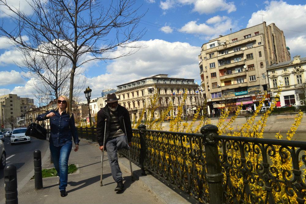 Don't judge Bucharest on its looks