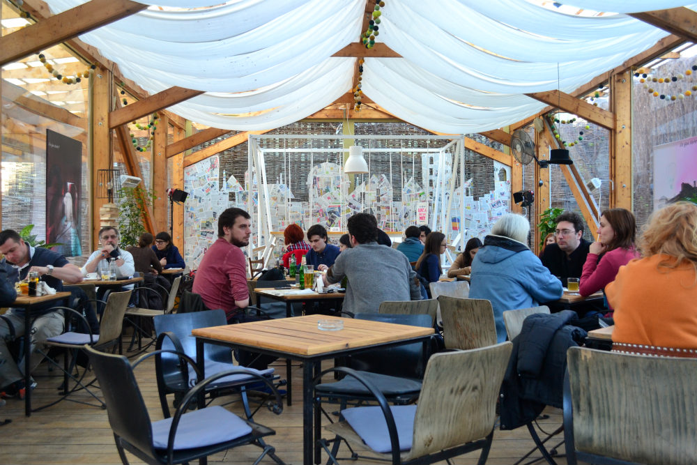 Cafe Verona: Long Weekend In Bucharest