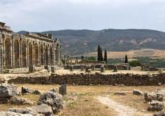 Volubilis-roman-ruins-morocco