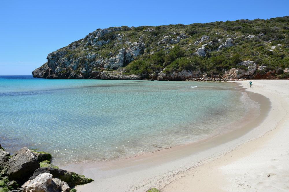 Not a bad first beach....