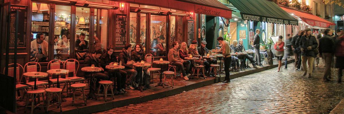 famous paris cafes