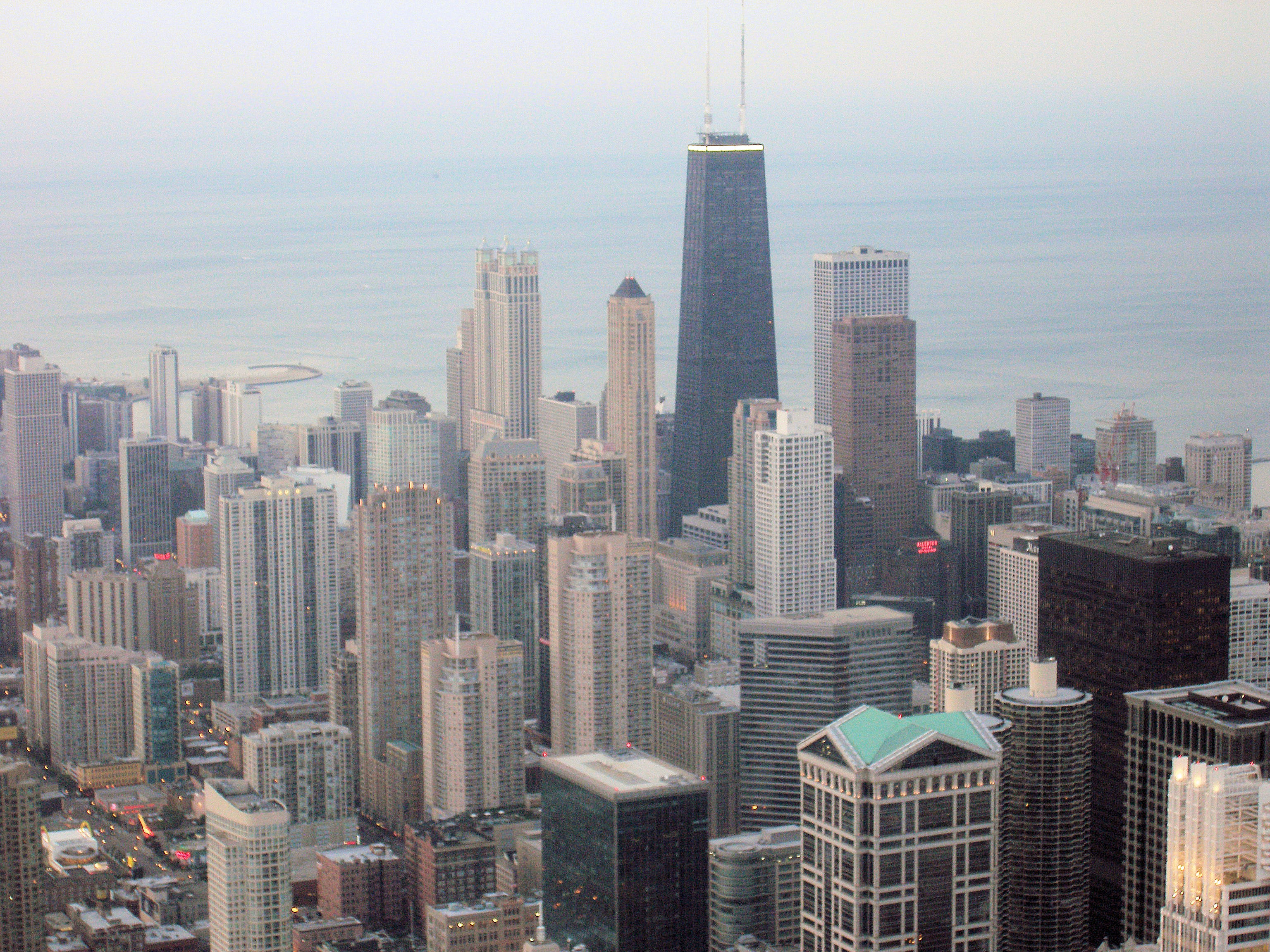 Experiencing the urban landscape of chicago urban travel for Chicago landscape