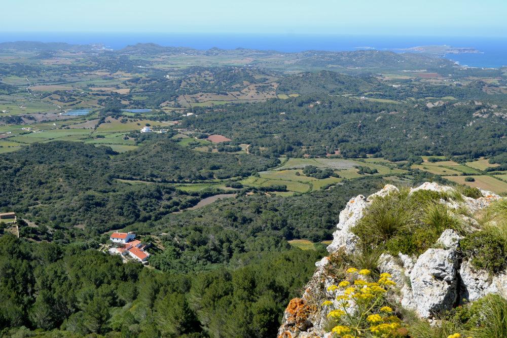 menorca coastline