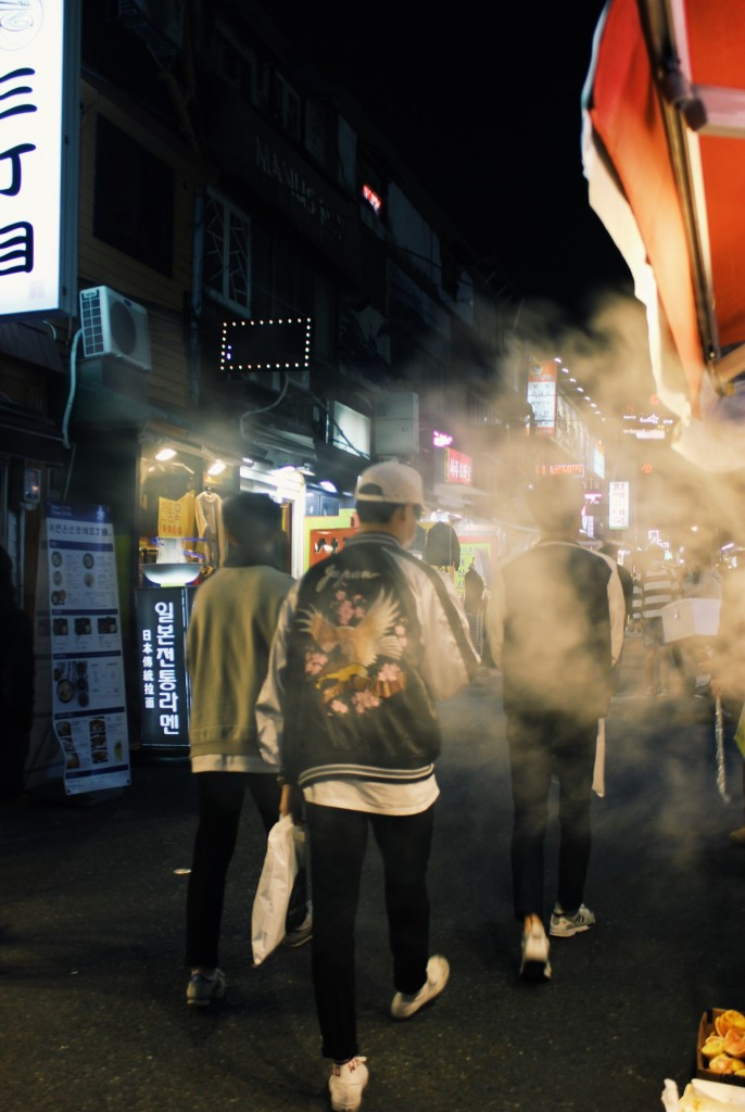 One Blurry Night in… Seoul