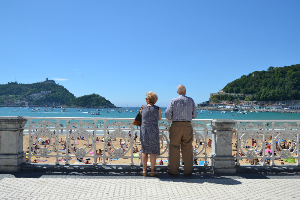 San Sebastian is North Spain's most glamorous city...