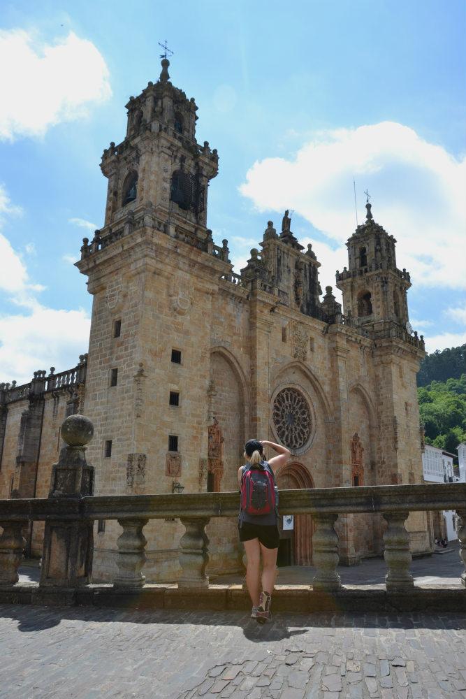 Mondonedo's impressive Cathedral