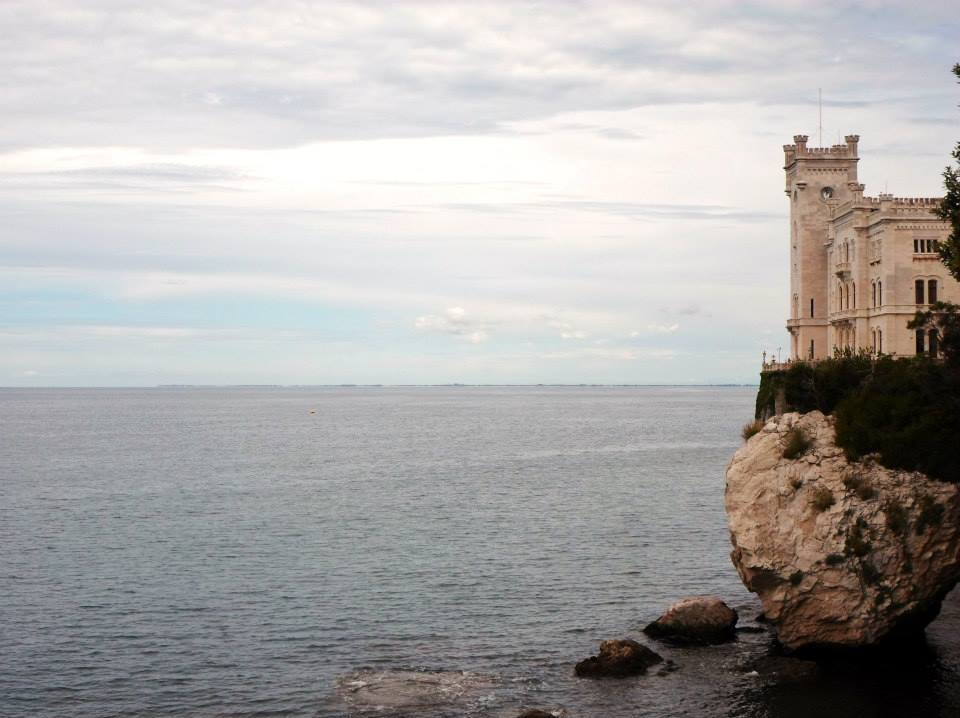 The Miramare Castle