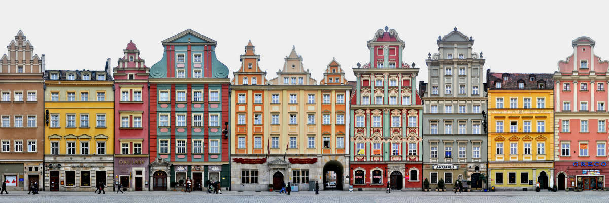 Photo Story: Wroclaw's Market Square