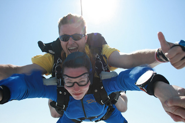 The 4 Best Places in the World to Skydive