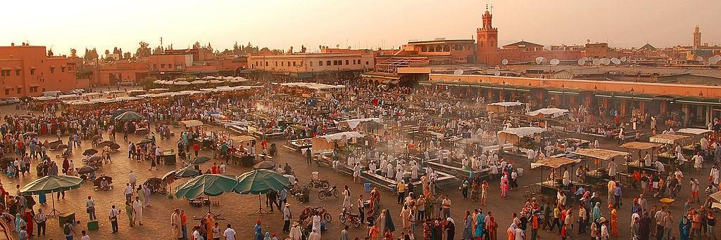 Travel Guide to Marrakesh, Morocco