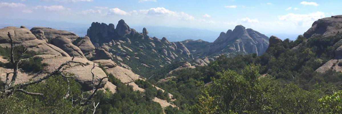 barcelona hiking