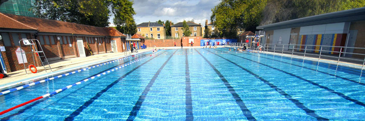 Top Five: London's Best Lidos