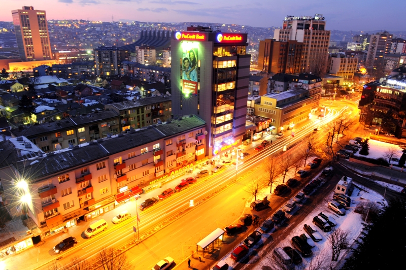 Prishtina, the post-conflict city that anticipates a brighter future