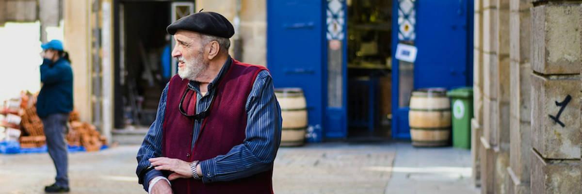 A Bimble Through The Basque Country