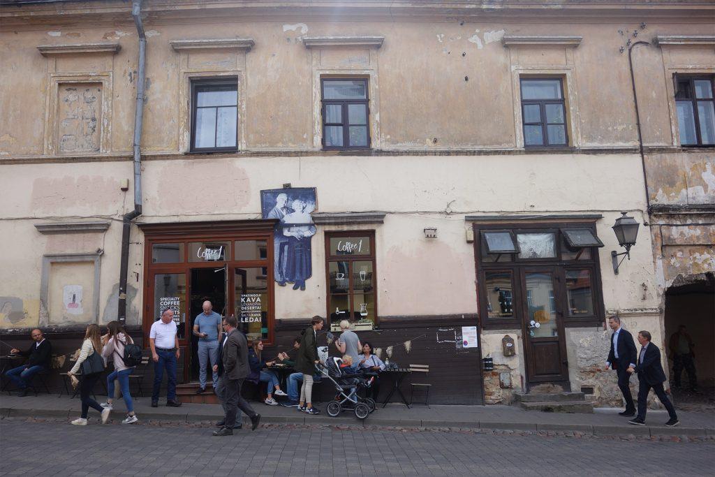 Uzupis Vilnius Lithuania