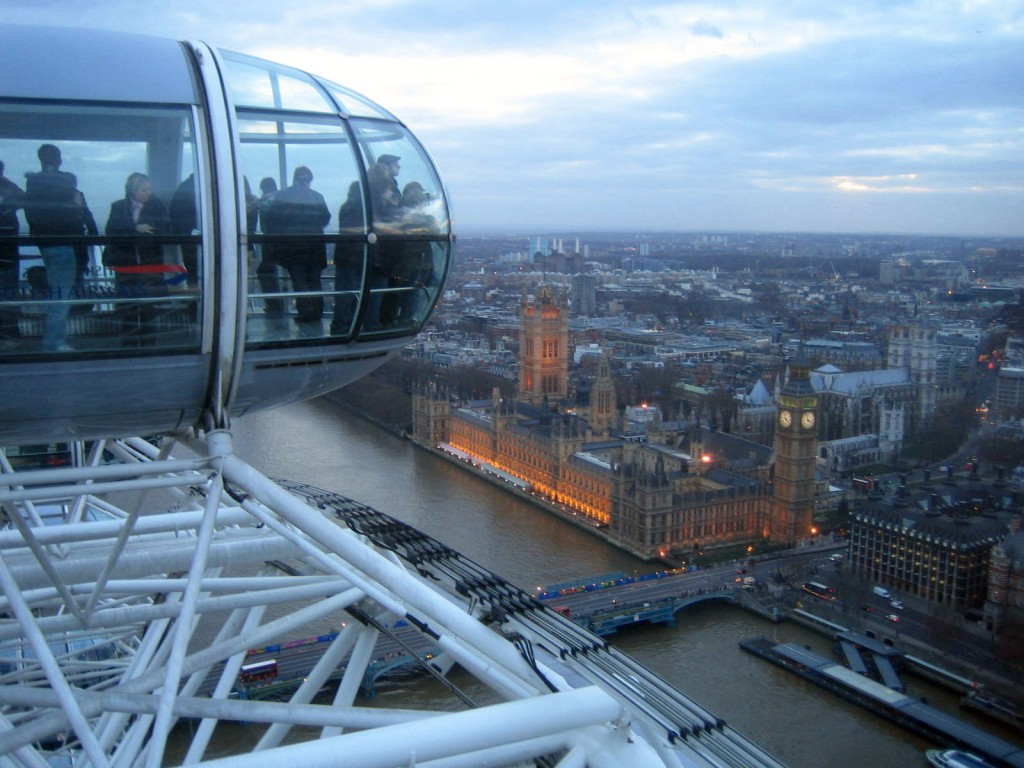 London eyeful