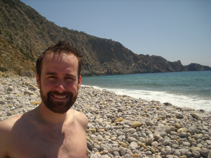 Ibiza in the off-season is so quiet you can grow a beard and pretend to be Tom Hanks...