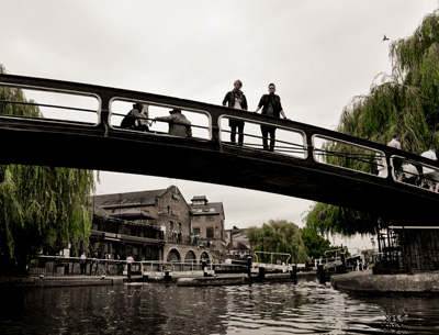 London-canals-bridge